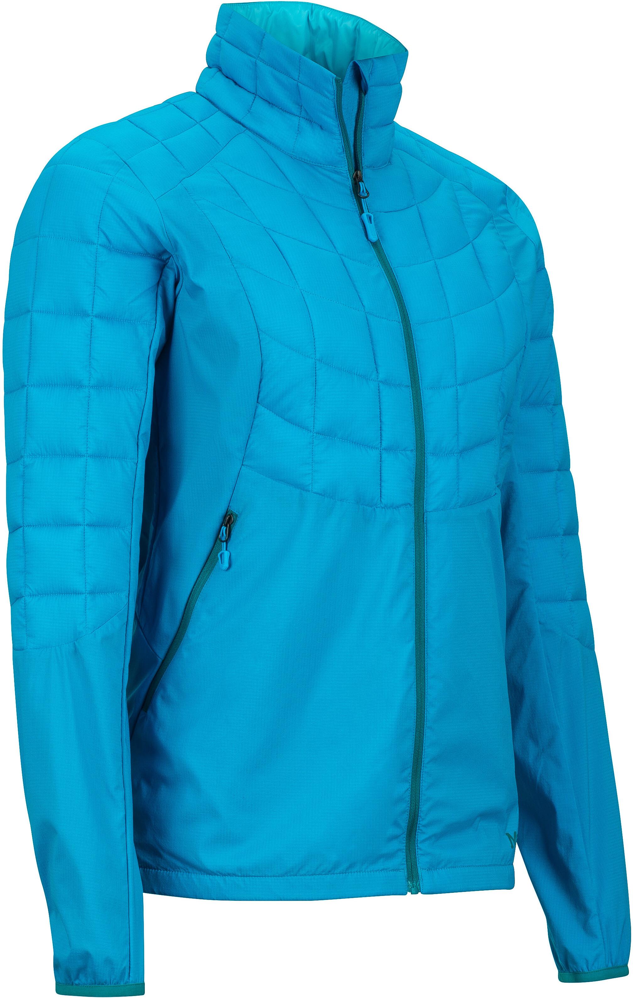 Marmot Women S Alexie Jacket: Marmot Featherless Hybrid Jacket Women Oceanic